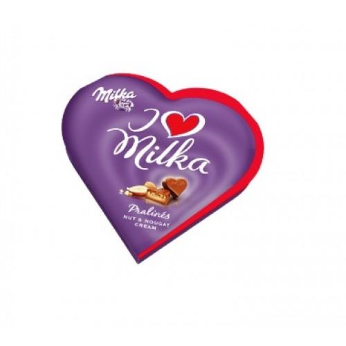 Milka I Love Milka Nut & Nougat Cream 38.5g