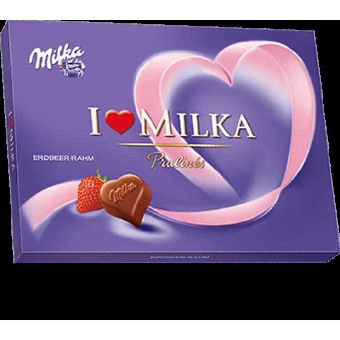 Milka I Love Milka Strawberry