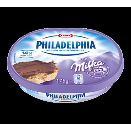 PHILADELPHIA with Milka