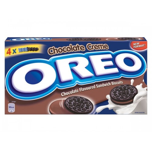 Oreo Chocolate Cream 176g