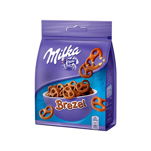 Milka Bretzel