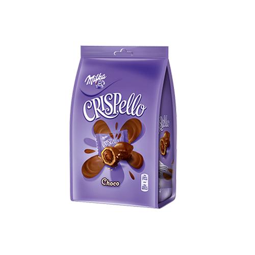 Milka Crispello Choco Pudding 150g