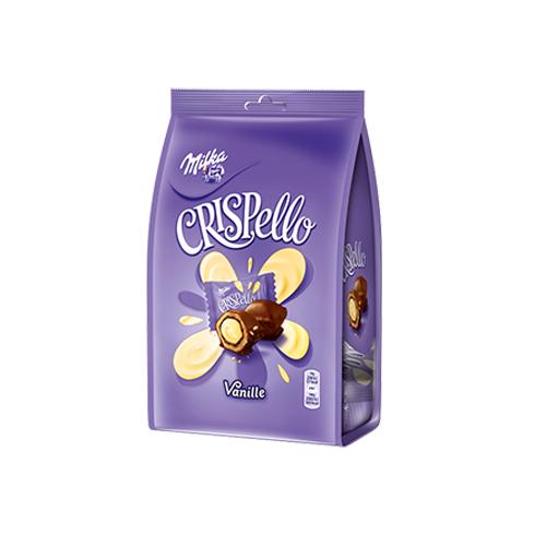 Milka Crispello Vanilla Pudding