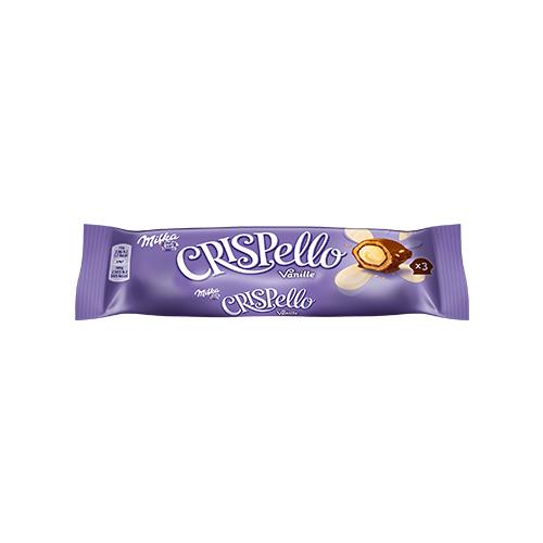 Milka Crispello Vanilla Pudding 30g