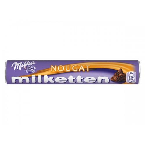Milka Milketten Nougat
