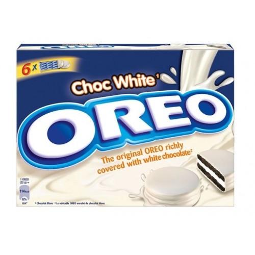 Oreo White Chocolate cover