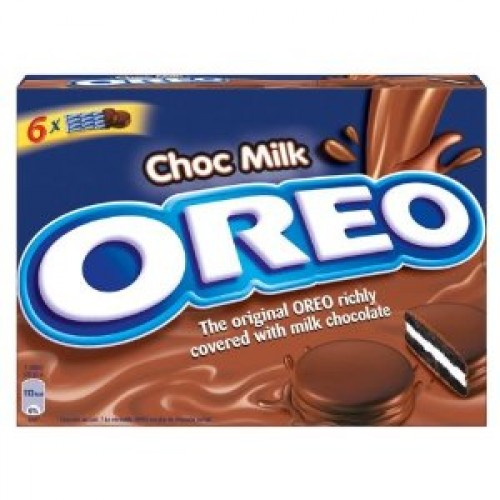 Oreo Milk Chocolate Cover