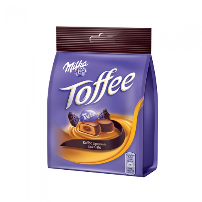 Butter Toffee Coffee Ingredients