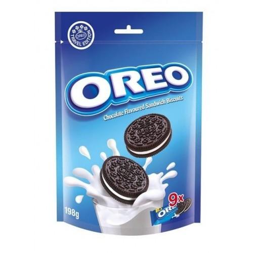 Oreo Snack Bag 198g