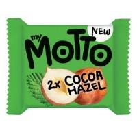 My Motto 2 x Cocoa & Hazelnut Wafer 34g