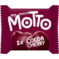 My Motto 2 x Cocoa & Cherry Wafer 34g