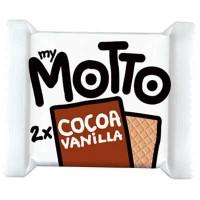 My Motto Cocoa & Vanilla Wafer 34g