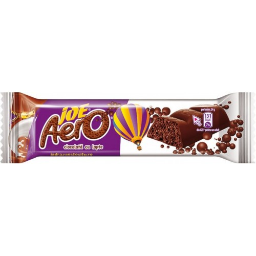 Nestle JOE Aero Milk Chocolate 24g