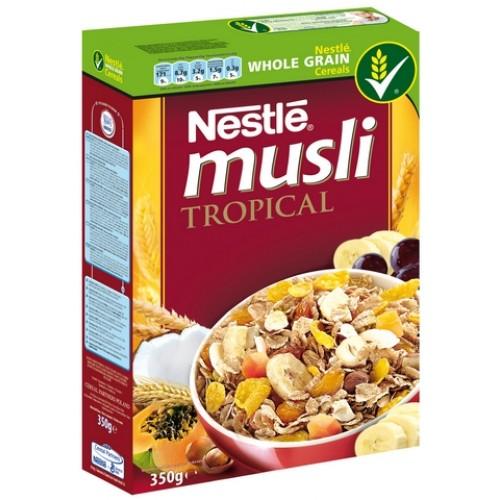 Nestle MUSLI Tropical