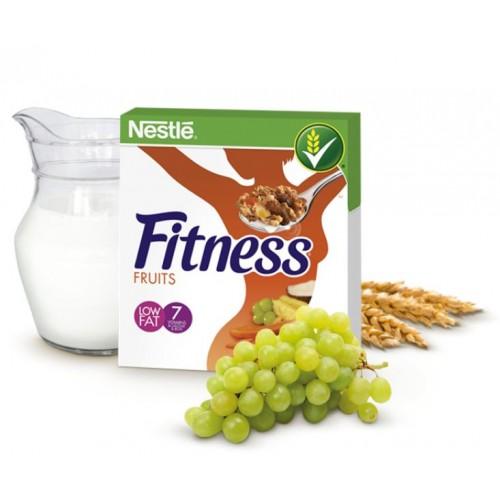Nestle Fitness & Fruits