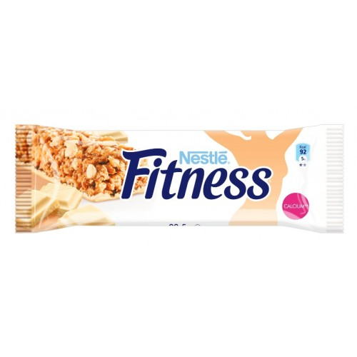 Nestle Fitness Cereal Bar White Chocolate