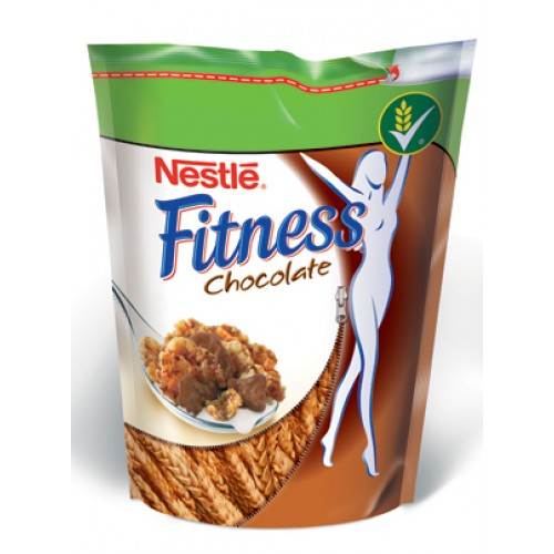 Nestle Fitness Chocolate Pouch 45g