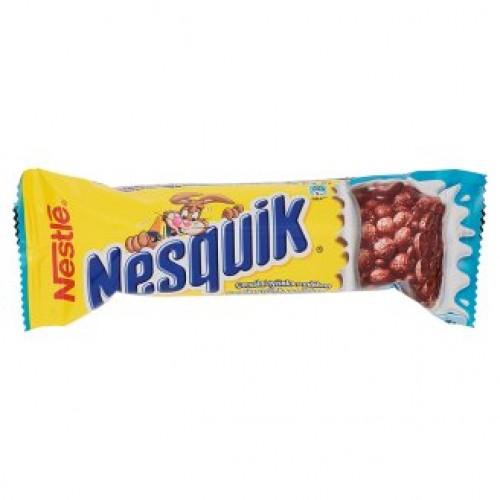 NESTLE Nesquik Cereal bar 25g