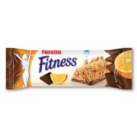 Nestle Fitness Cereal Bar Dark Chocolate & Orange 23.5g