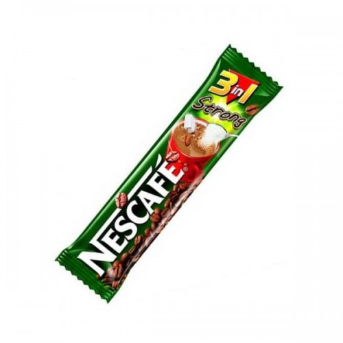 NESCAFE 3 in 1 Strong Bag