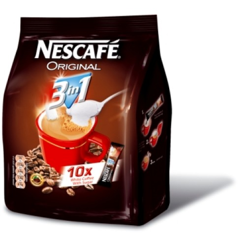 NESCAFE 3 in 1 Bag