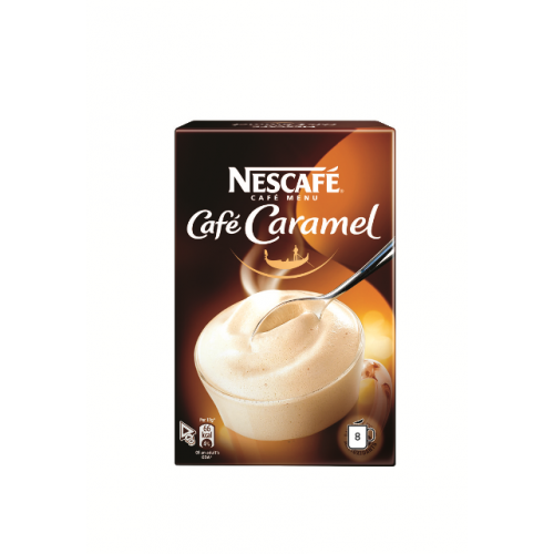 NESCAFE Cafe Menu Caramel