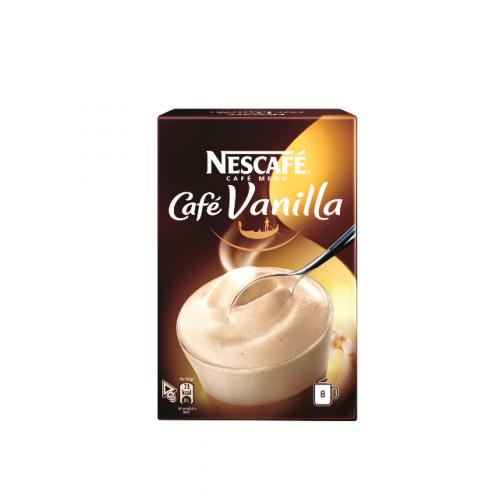 NESCAFE Cafe Menu Vanilla