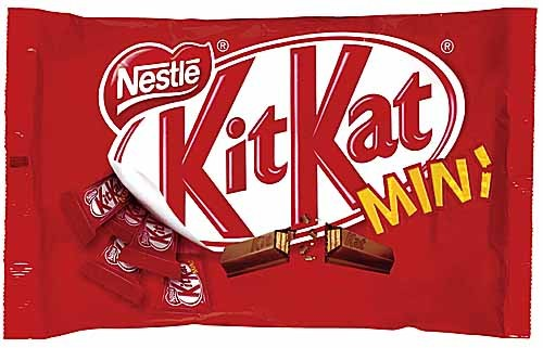 Nestle Kit Kat Minis