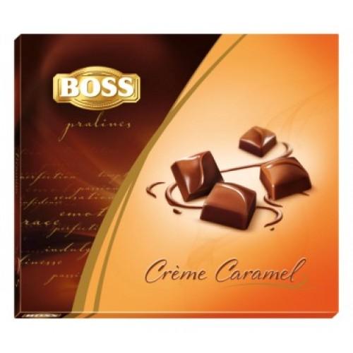 Nestle Boss Pralines Creme Caramel 148g