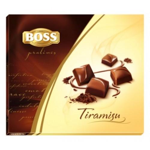 Nestle Boss Pralines Tiramisu 148g