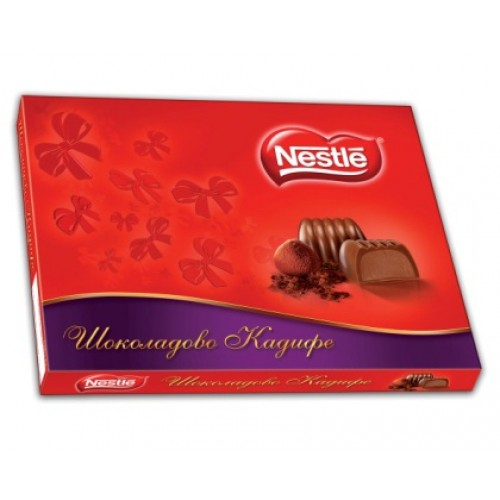 Nestle Pralines Chocolate Velvet