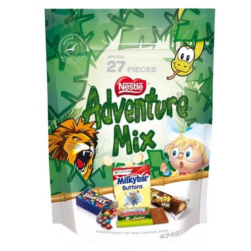 Nestle Adventure Mix Bag 474g