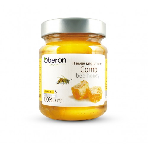 Oberon Comb Bee Honey