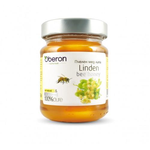 Oberon Linden Bee Honey