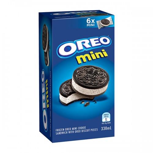 Oreo Ice Cream Sandwich 6 Pack