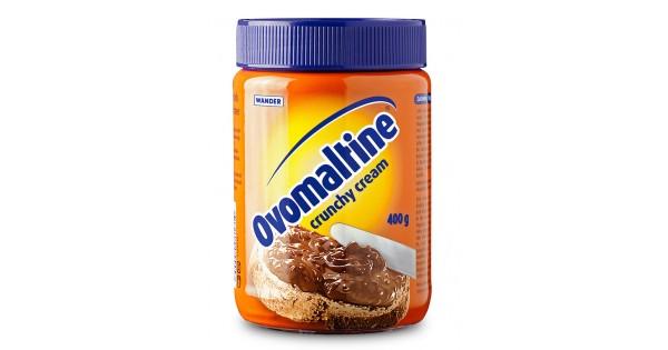 ovomaltine crunchy cream gratis