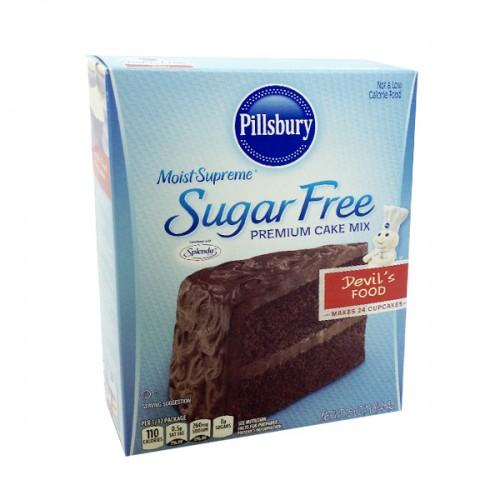 Pillsbury Sugar Free Cake Mix Devil's Food