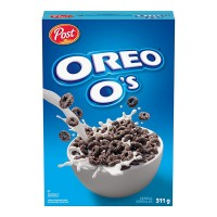 Post Oreo O'S Cereal 311g 628154280026