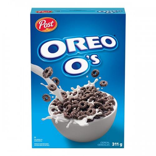 Post Oreo O'S Cereal 311g 628154280026