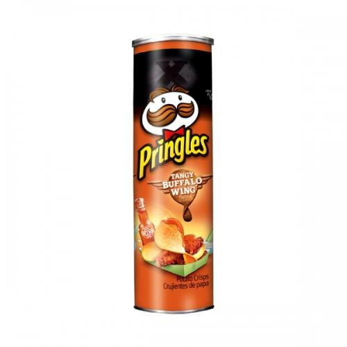 Pringles Tangy Buffalo Wing 156g