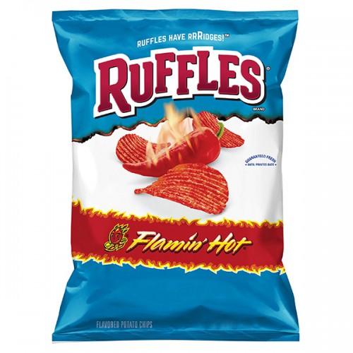 RUFFLES Flamin' Hot 6.5oz (184.2g)