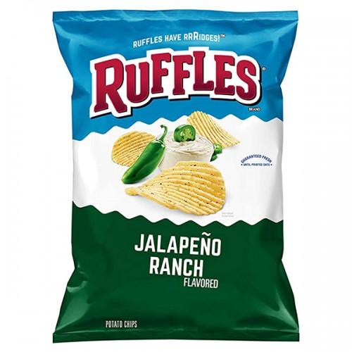RUFFLES Jalapeño Ranch 6.5oz (184.2g)