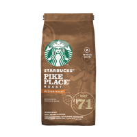 STARBUCKS Whole Bean Pike Place Roast