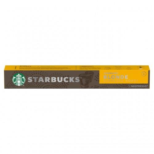 STARBUCKS Blonde Espresso Roast by Nespresso