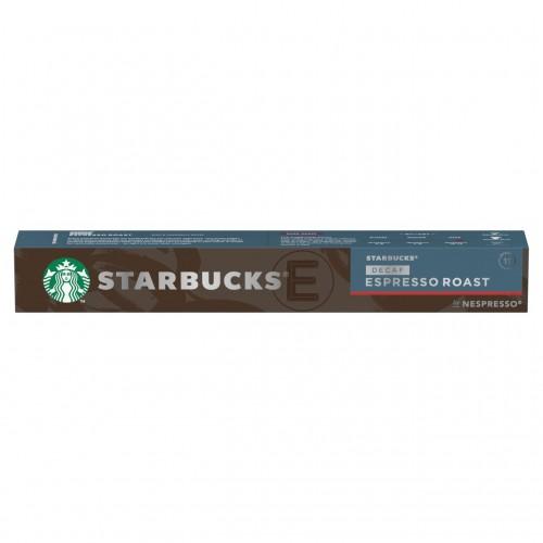 STARBUCKS Espresso Roast Decaffeinated by Nespresso