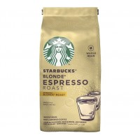STARBUCKS Whole Bean Espresso Blonde Roast