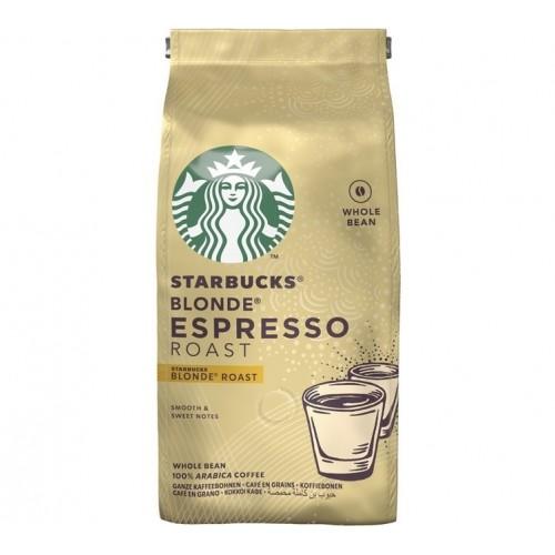 STARBUCKS Whole Bean Espresso Blonde Roast