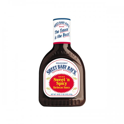 Sweet Baby Ray's Sweet & Spicy BBQ Sauce