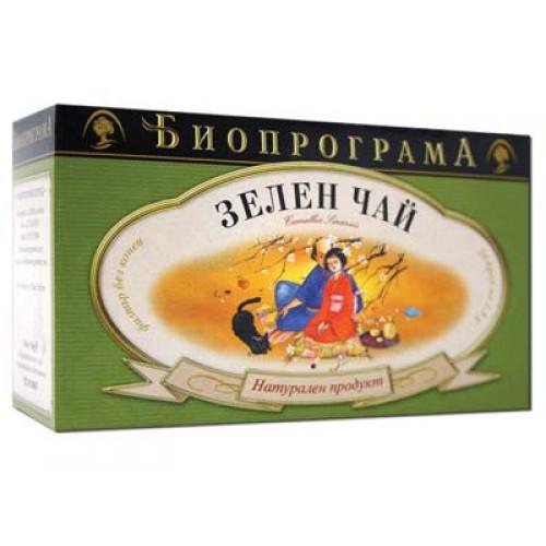 Bioprograma Green Tea