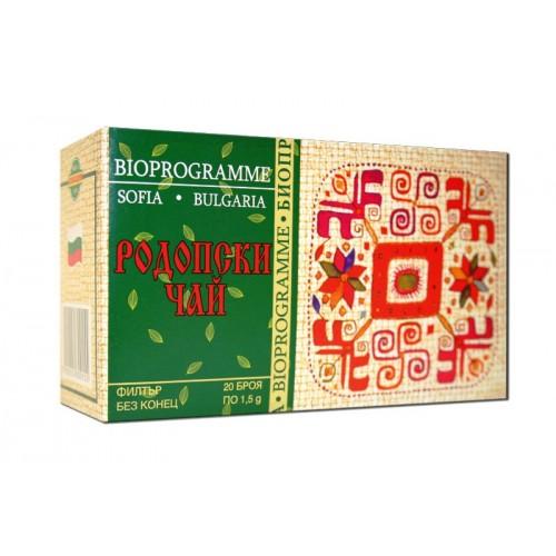 Bioprograma Rodopski Tea